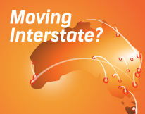 Moving interstate removalists image