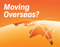 Moving overseas removalists image