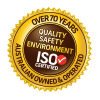 Kent quality safety environment ISO certified